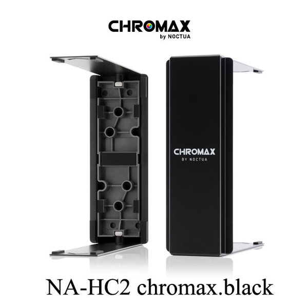 (NOCTUA)Noctua NA-HC2 chromax.black Radiator Panel