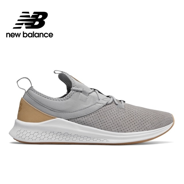 (new balance)[New Balance] cushioning running shoes _ unisex _ light gray _ULAZRLG-D 楦