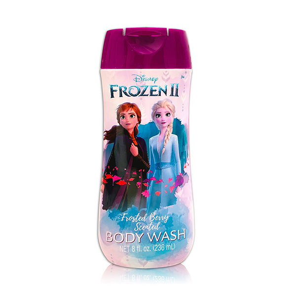 Disney Frozen II shower gel (Fresh Berry)-8oz