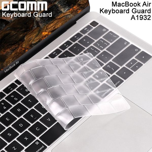 Apple MacBook Air 13 inch transparent keyboard protective film A1932