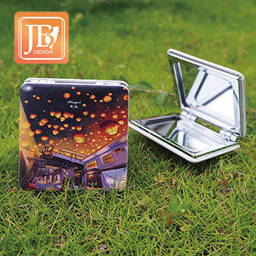 JB Design PU portable side mirror - Popular Taiwan attractions
