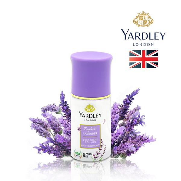 British YARDLEY Alice lavender deodorant (50ml)