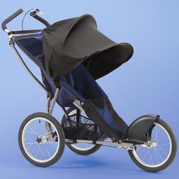 U.S. Summer Infant multifunctional UV resistant elastomeric visor
