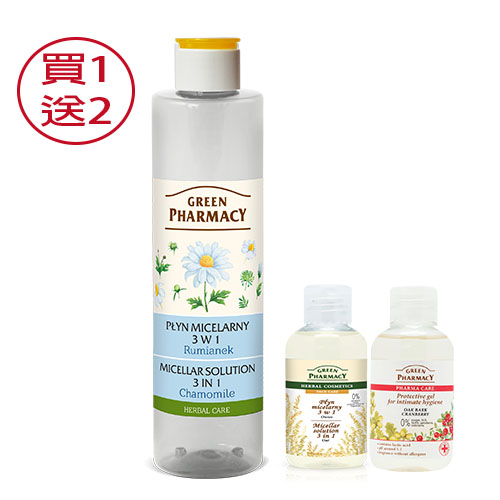 Green Pharmacy Herbal Chamomile soothes muscle Yao four-way Lotion 250ml