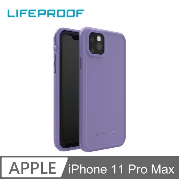 (LifeProof)LP iPhone 11 Pro Max Waterproof / Snow / Shock / Mud Protective Case-Fre (Purple)