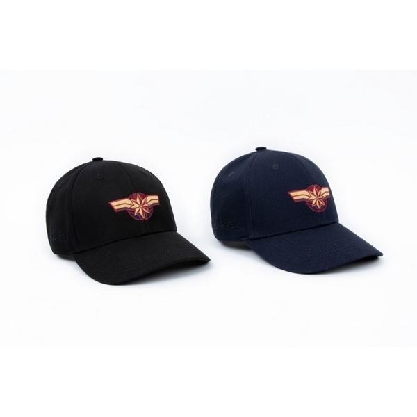 Captain Marvel Series Logo Ball Cap