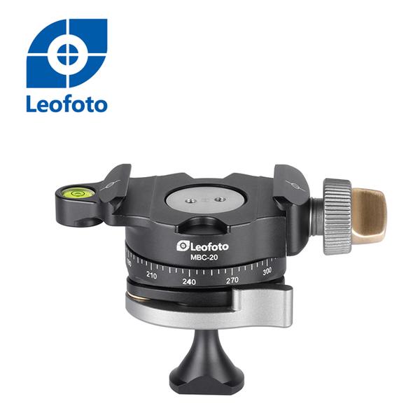 (Leofoto)Leofoto MBC-20 Multifunctional 360 ° Rotating Panoramic Head