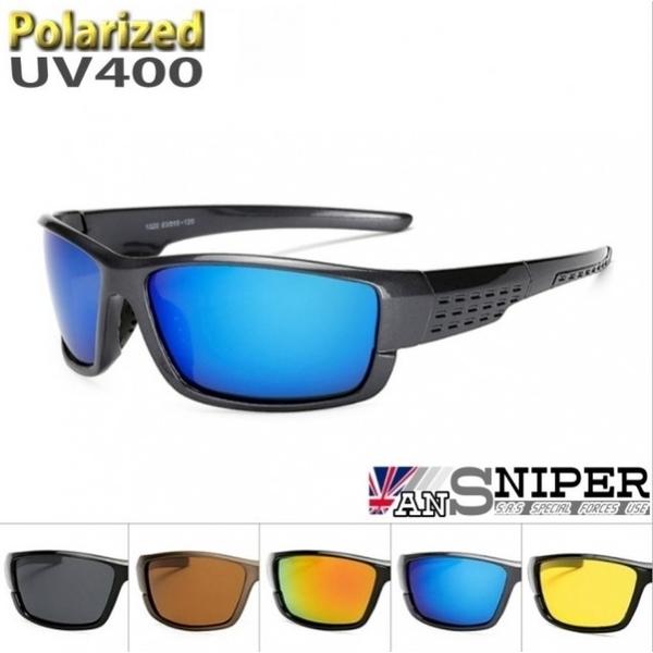 (ansniper)[UK ansniper] SP-KP005 / UV400-Pauli Polarized REVO lens sports men's polarized sunglasses