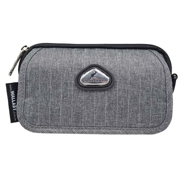 (wallaby)[WALLABY] MIT leisure reflective package gray HRK-1910S