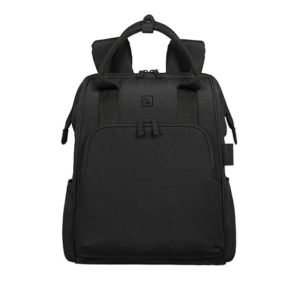 (TUCANO)TUCANO AMPIO Multifunctional Casual Backpack 15.6-inch-Black
