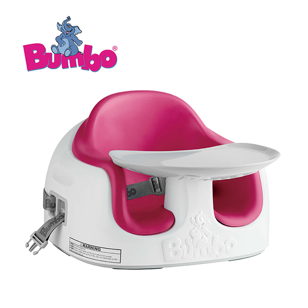 (Bumbo)[Bumbo] multi-functional jable chair (cherry red)