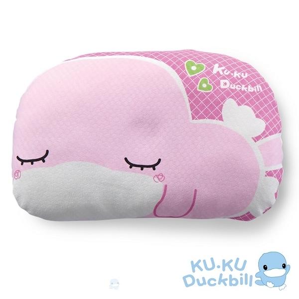 (ku.ku)Kuku Duck Shumian Headrest-Pink