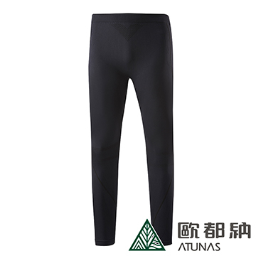 (ATUNAS)[ATUNAS Ou Dana] Men's style light and dry breathable seamless body trousers (warm / skin / moisture wicking / elastic clothing stickers A
