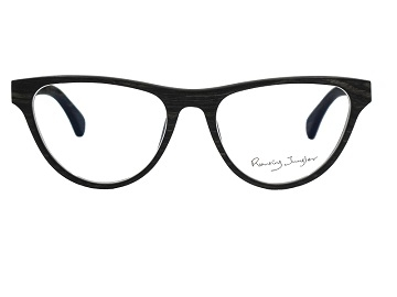 (Roaring Jungler)【Roaring Jungler Glasses】 - Cat Eyes - Refreshing (FRIGOLITO ebony root)