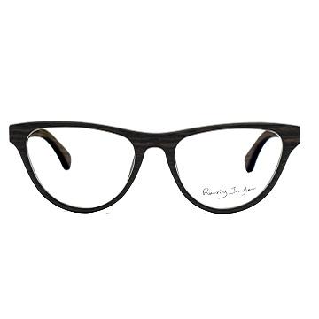 (Roaring Jungler)【Roaring Jungler Glasses】 - Cat Eyes - Refreshing (FRIGOLITO Rosewood + Oak)