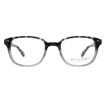 (Roaring Jungler)【Roaring Jungler Glasses】 - Gentle temperament (JUNIPER black + light gray)