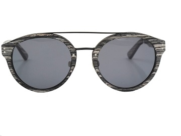 (Roaring Jungler)Roaring Jungler Sunglasses - handsome double beam models (GINGERPINE Cai Teng Mu)