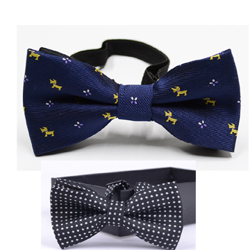 Lafu, children's bow tie, correction, dyed small gentleman special bow tie