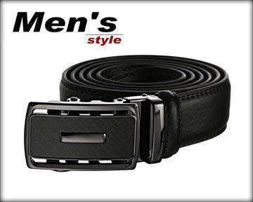 [vivi tie family] men's accessories / / Han Feng gentleman belt ~ automatic leather belt P164