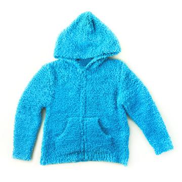 [EUPHORIA] แจ็คเก็ตคลุมด้วยผ้า Rouge ~ Turkish Blue