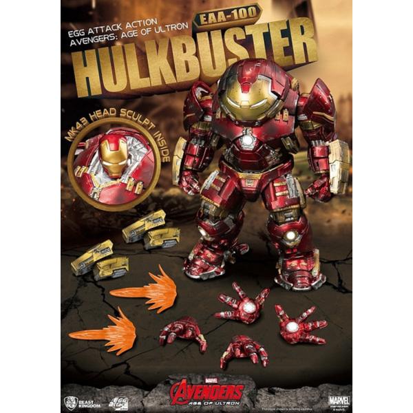 (beast kingdom)EAA-100 Avengers: Age of Ultron Hulk Destroyer