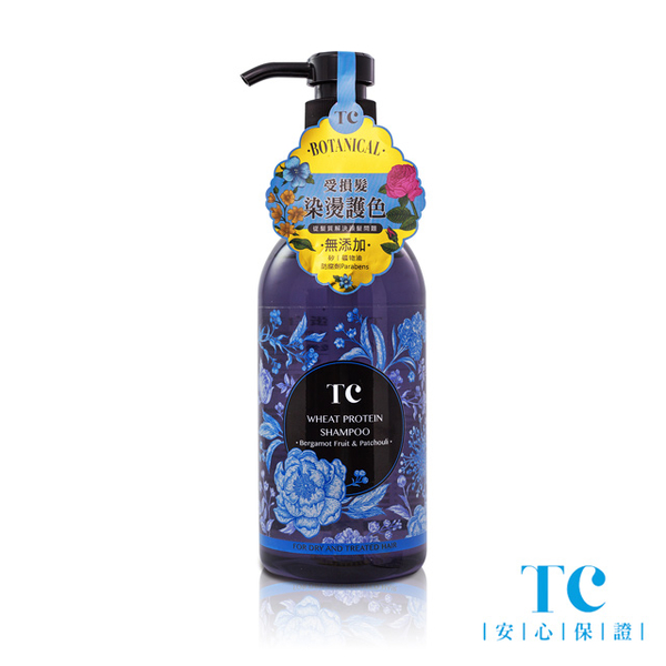 TC Wheat Protein Shampoo 500ml