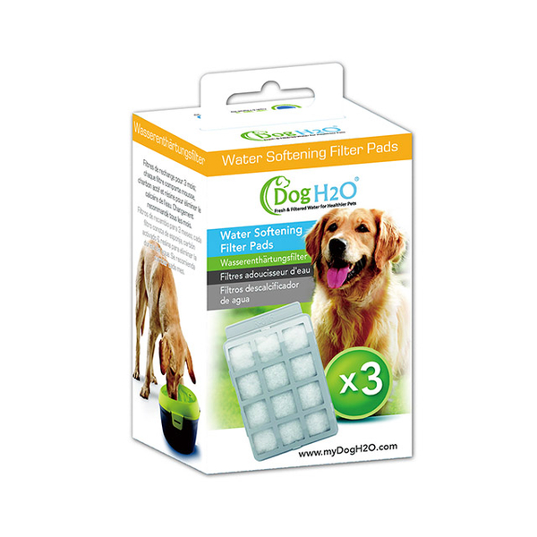 (Dog & Cat)Dog & Cat H2O Water Filter-Soft Water Resin Filter