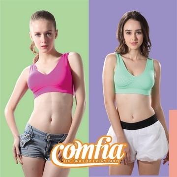 (comfia)TV Hot British COMFIA Macaron Seamless underwear set 2 color 2