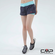 [CMP อิตาลี] กางเกงขาสั้นวิ่งเร็ว - ผู้หญิง (สีน้ำเงินเข้ม)