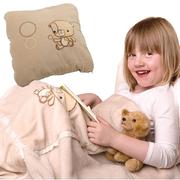 ผ้าห่มกอดหมี Clevamama