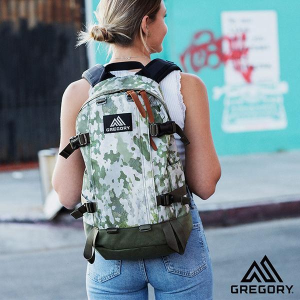 (gregory)Gregory 22L ALL DAY V2.1 Backpack Bark Camo