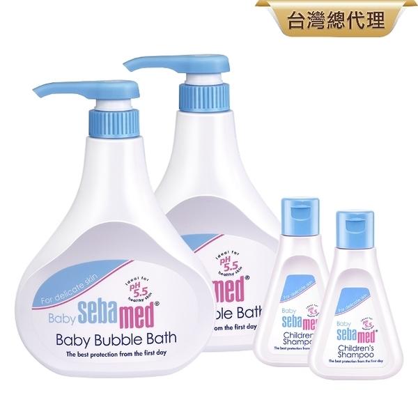(sebamed)Shiba 5.5 sebamed Bubble Lotion 500mlx2 + Bare 50mlx2