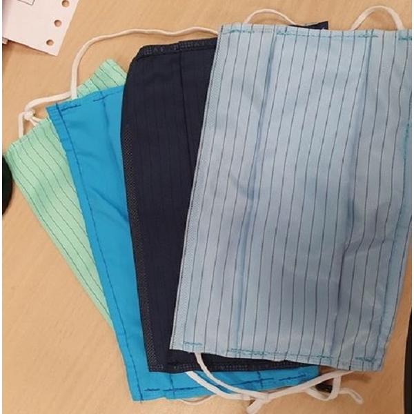 หน้ากากผ้าป้องกันเชื้อโรค ใช้งานได้มากกว่า 50 ครั้ง (25 ชิ้น / กล่อง)