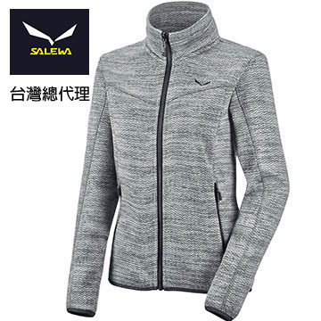 (SALEWA)[] Polarlite SALEWA women warm jacket 25976 (0408 gray cannabis)