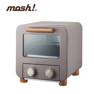 เตาอบไฟฟ้า mosh M-OT1 BR สีน้ำตาล