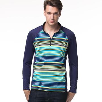 聖手牌 長袖立領衫 T26651-XL號