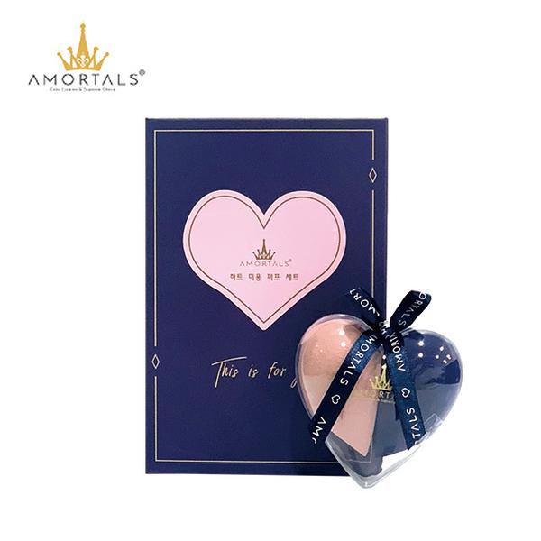 (AMORTALS)【AMORTALS】 Ermu Xinyue Beauty Makeup Egg Set-Tenderness (2 Entry)