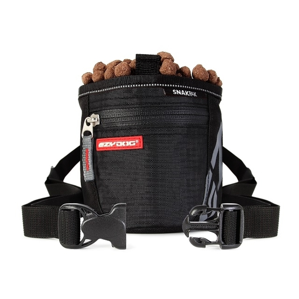 (EZYDOG)[Australia EZYDOG] snack bag black