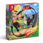 Nintendo Switch Fitness Ring ริงฟิต เกมออกกำลังกาย