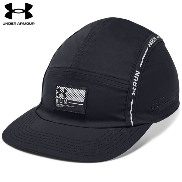 (UNDER ARMOUR)【UNDER ARMOUR】 Male UA Jogging Cap Black