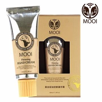 (MOOI)MOOI-Golden Oyster Oil Ageing Hand Cream 30ML