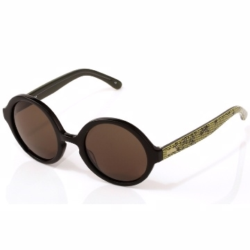 (Kandy)Kandy Fashion Sunglasses - Poet Walking: Vintage Lace