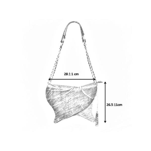 【ชิงตงหยูเซียง】กระเป๋าสองใบ / การออกแบบแฮนด์เมด / กระเป๋าสะพาย / กระเป๋าคลัทช์ / กระเป๋าสะพาย