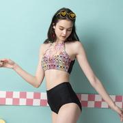 ชุดว่ายน้ำสองชิ้น MIT Girls Sweet