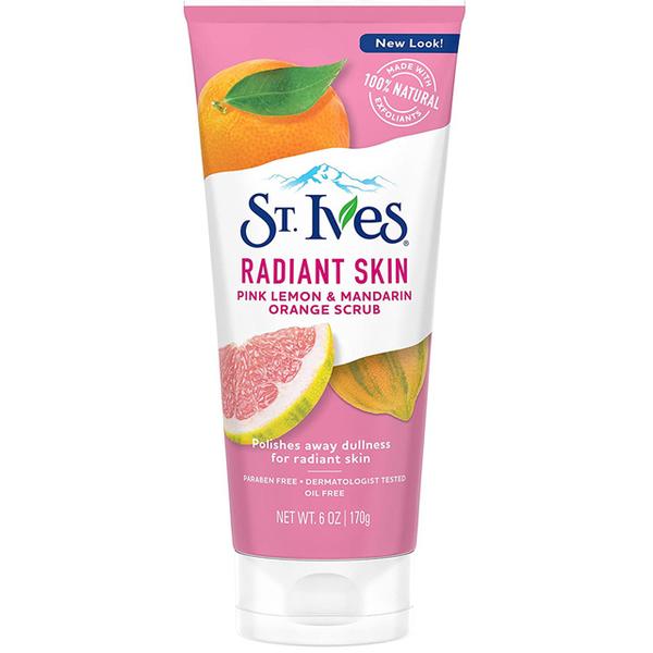 สครับอเมริกัน St.Ives Lemon Citrus 6oz / 170g