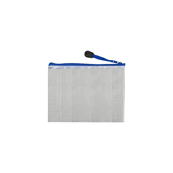Multi-purpose mesh zipper bag B8-13X10CM