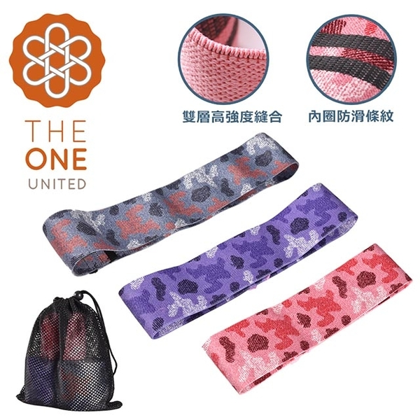 (The One)[The One] Perfect Honey Butt Squat Resistance Band/Elastic Band/Squat/Stretch Band