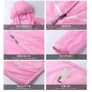 [GQ SHOP] เสื้อคลุมกันแดด กันUV กันลม แบบสั้น สำหรับผู้หญิง น้ำหนักเบาและระบายอากาศได้ดี (มีให้เลือก 4 สี)
