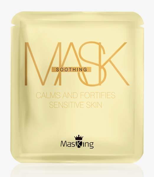 【Masking】มาร์คหน้าสูตร Soothing แก้ปัญหาผิวขาดน้ำ แห้งกร้าน (28/กล่อง)