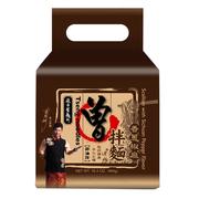[Cross Sea Noodles] บะหมี่ผัดต้นหอมพริกไทย (1 ถุง 4 ห่อ) (x3)